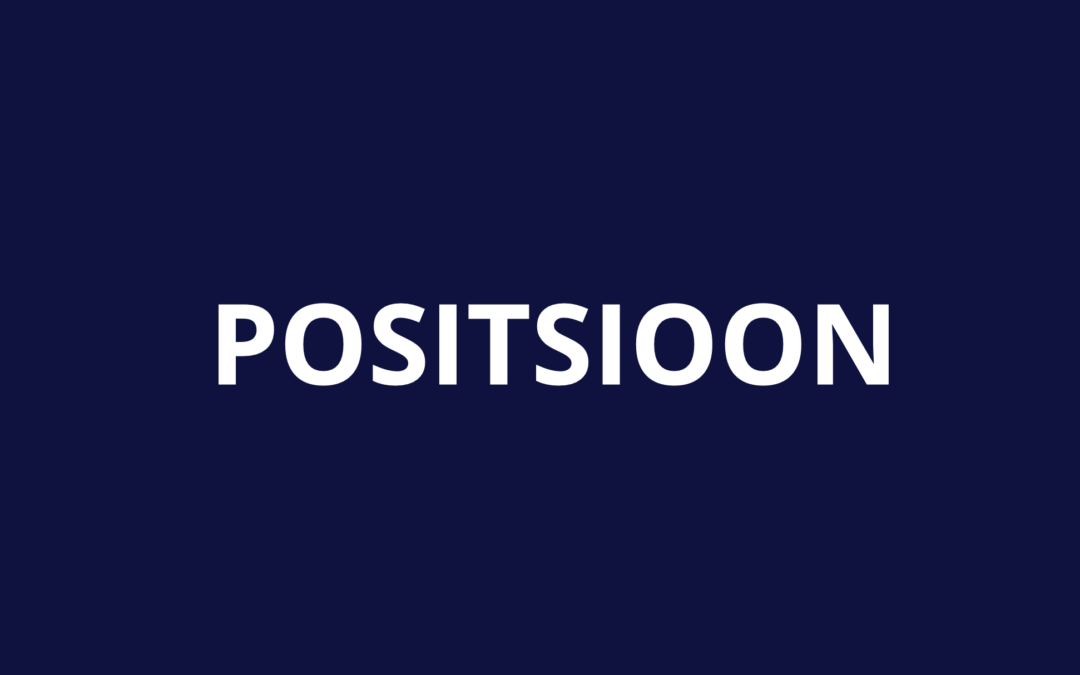 Positsioneering